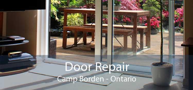Door Repair Camp Borden - Ontario