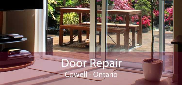 Door Repair Cowell - Ontario