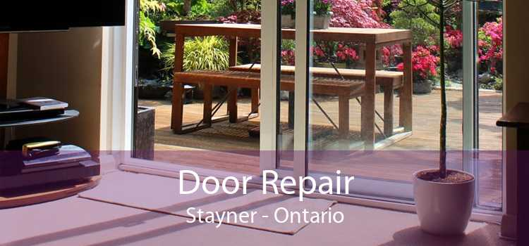 Door Repair Stayner - Ontario