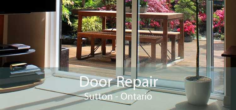 Door Repair Sutton - Ontario