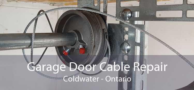 Garage Door Cable Repair Coldwater - Ontario