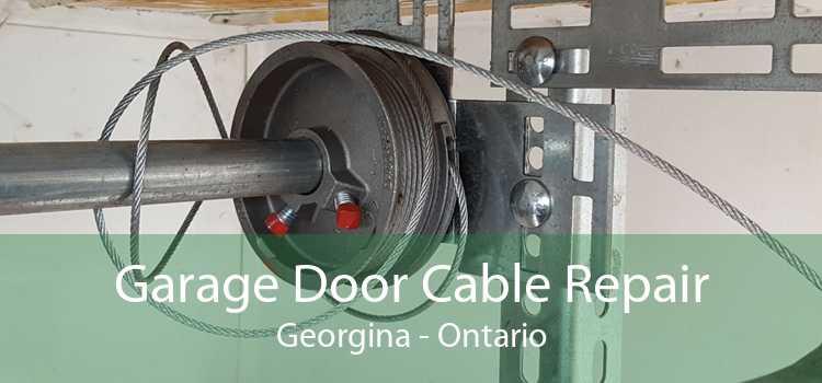 Garage Door Cable Repair Georgina - Ontario