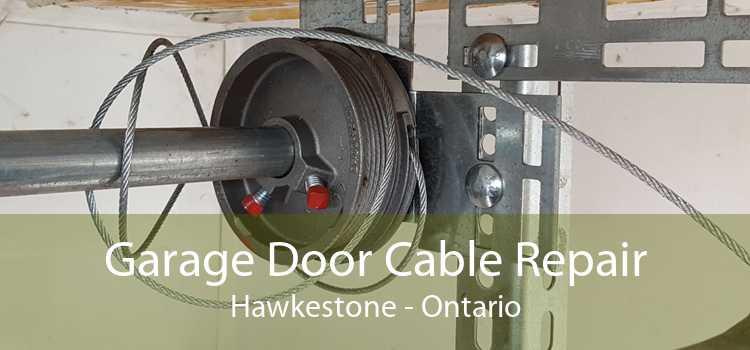 Garage Door Cable Repair Hawkestone - Ontario