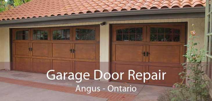 Garage Door Repair Angus - Ontario