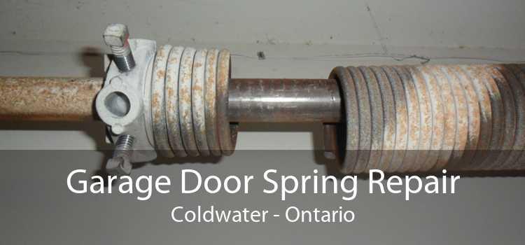 Garage Door Spring Repair Coldwater - Ontario