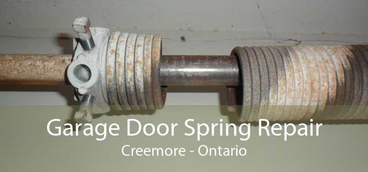 Garage Door Spring Repair Creemore - Ontario