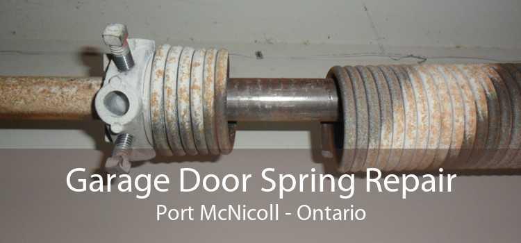Garage Door Spring Repair Port McNicoll - Ontario