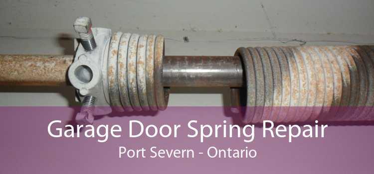 Garage Door Spring Repair Port Severn - Ontario