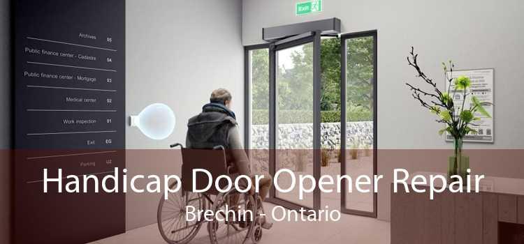 Handicap Door Opener Repair Brechin - Ontario