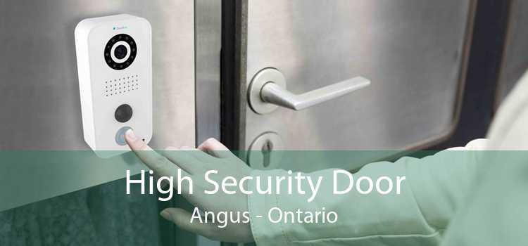 High Security Door Angus - Ontario