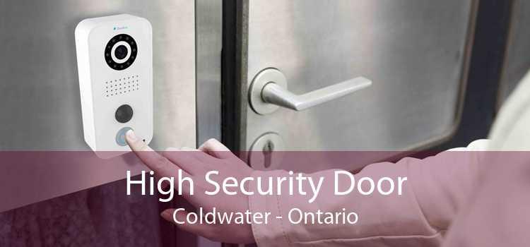 High Security Door Coldwater - Ontario
