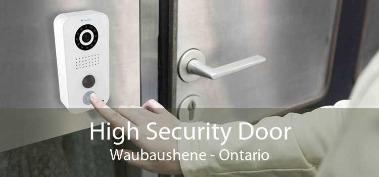High Security Door Waubaushene - Ontario