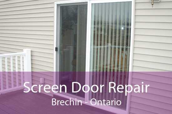 Screen Door Repair Brechin - Ontario